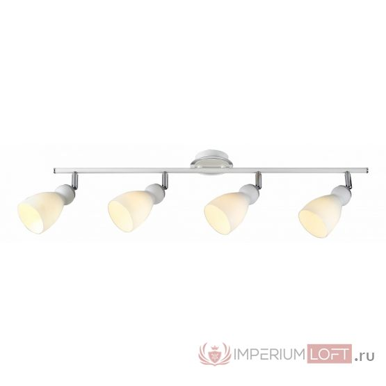 Спот Arte Lamp Bulbo A4037PL-4WH от ImperiumLOFT