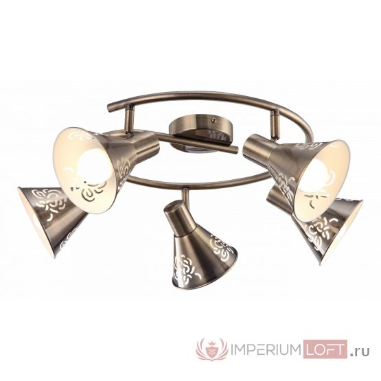 Спот Arte Lamp Cono A5218PL-5AB от ImperiumLOFT