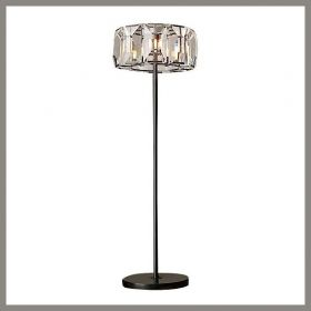 Торшер DeLight Collection Harlow Crystal KR0354F-3