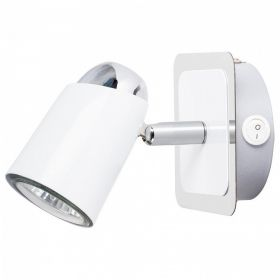 Бра Arte Lamp Cruzz A1635AP-1WH от ImperiumLOFT