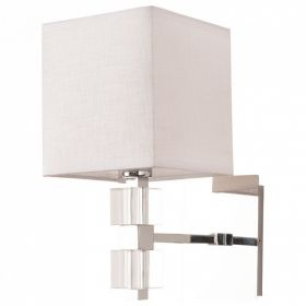 Бра Arte Lamp North A5896AP-1CC от ImperiumLOFT