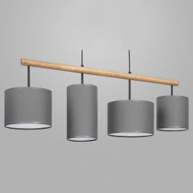 Подвесной светильник TK Lighting Deva Graphite 4458 Deva Graphite