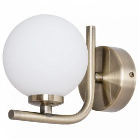 Бра Arte Lamp Bolla-Piccolo A3988AP-1AB от ImperiumLOFT