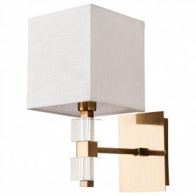 Бра Arte Lamp North A5896AP-1PB от ImperiumLOFT