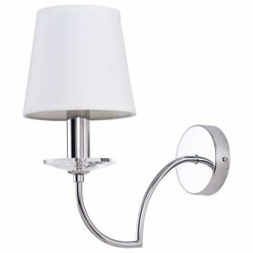 Бра Arte Lamp Edda A3625AP-1CC от ImperiumLOFT